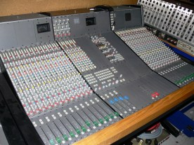 Calrec S2 - 24 channel console
