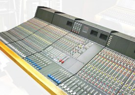 Calrec S2 48 channel (96 input) desk
