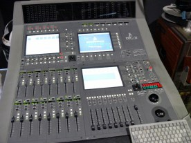 Soundtracs DiGiCo DPC 11 16 fader digital mixer