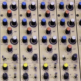 CADAC 20 channel track laying / summing mixer. EQ
