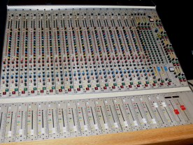 CADAC J Series 18 channel summing mixer