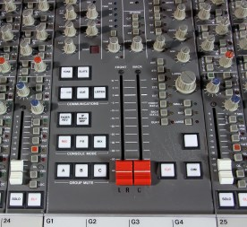 TASCAM M700 Master Faders