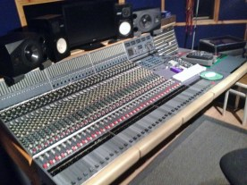 NEVE V51 36 channel desk