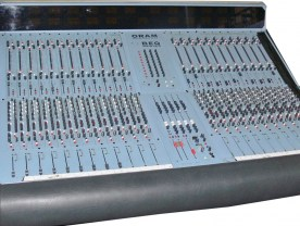 ORAM Mixing Console