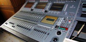 SOUNDTRACS DiGiCo DPC 11