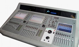 SOUNDTRACS / DiGiCo DS3 Digital Console