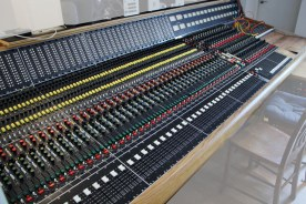 TRIDENT TSM 40 channel 32 bus console